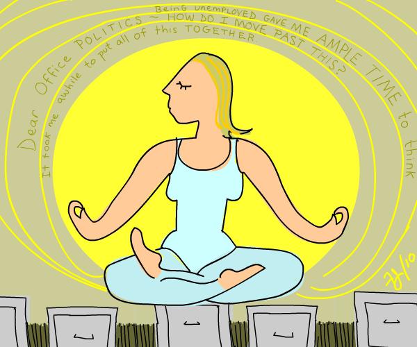 yogi illustration by Franke James