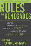cover of rules for renegades