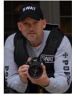 SWAT book cover and author Timothy Johnson
