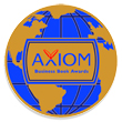 Axiom Award medal