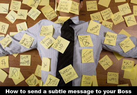 subtle message illustration by franke james based on postit man photo by kutay tanir under license from istock license
