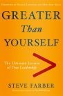 cover of greater Than Yourself