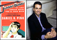 dan pink and Johnny Bunko book