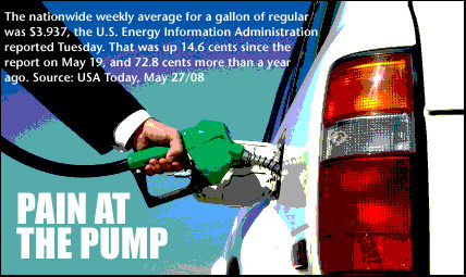 headline franke james; licensed gas pump ©iStockphoto.com/ Skip ODonnell
